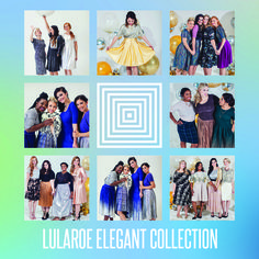 This LuLaRoe collection is honestly just too beautiful!! Effortlessly Elegant LuLaRoe! Love!