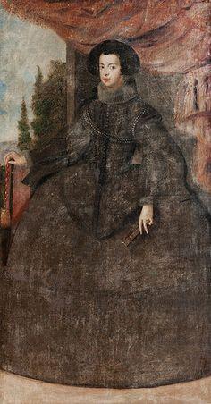 Isabel de Francia (1602 - 1644), Reina consorte de las Españas, de Portugal y de las Indias. Hija del rey Enrique IV de Francia y de María de Médicis, primera esposa del rey Felipe IV de las Españas.