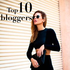 Top 10 Bloggers