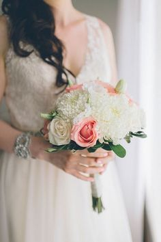 Sweet Toronto wedding complete with a darling bouquet!