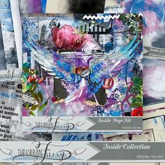 Collections :: I :: Inside by The Urban Fairy :: Inside { Collection } #theStudio
