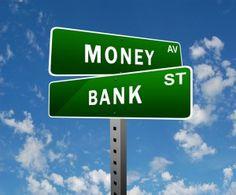 Vocabulario para ir al banco en inglés