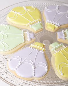 "Love these! They are the cutest cookies you can order from Norwegian ""villa perlesukker"""