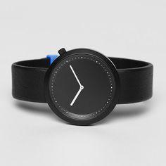 Facette watch by KiBiSi for Bulbul arrives at Dezeen Watch Store.