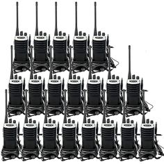 Retevis Walkie Talkies Long Range 2 Way Radio VOX FM Flashlight Two-Way Radios with Earpiece Pack), Camping Gadgets, 2 Way, Walkie Talkie, Radios, Flashlight, Range, Modern, Inspiration, Biblical Inspiration