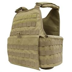 Condor Tactical Vest Modular Operator Plate Carrier in MultiCam