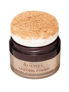 """At the end, his sheets and my cheeks were streak-free. I would have liked more coverage, but that's what dim lighting is for!"" —Jennette, 30Rimmel Lasting Finish Mineral Powder Foundation, $8.49 Chris Eckert/Studio D -Cosmopolitan.com"