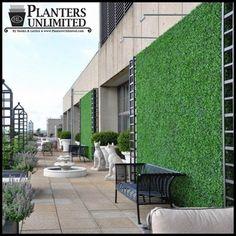 Artificial Green Walls - Outdoor                                                                                                                                                                                 Más