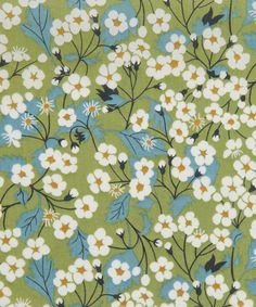 Mitsi C Tana Lawn, Liberty Art Fabrics.   So cheerful and fresh