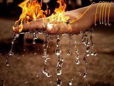 Water & Fire Elements