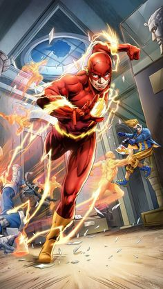 Ethereal Learn To Draw Comics Ideas. Fantastic Learn To Draw Comics Ideas. Flash Comics, Dc Comics Heroes, Arte Dc Comics, Flash Characters, Dc Comics Characters, Comic Books Art, Comic Art, Flash Wallpaper, Univers Dc