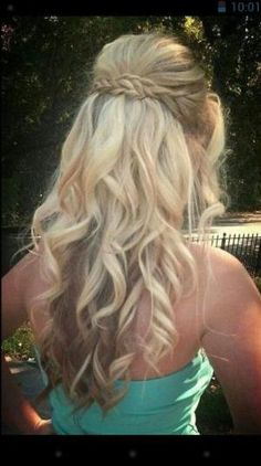 long hair styles for women updos by Dzstovall
