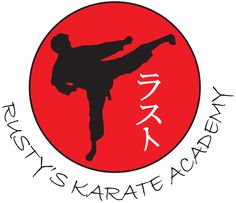 Rusty's Karate Logo