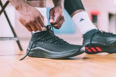 more photos 9b20b b44b4 The adidas Hoops Dame 4 Gets Its Cleanest Colorway Yet