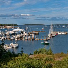 Bar Harbor, Maine | Coastalliving.com