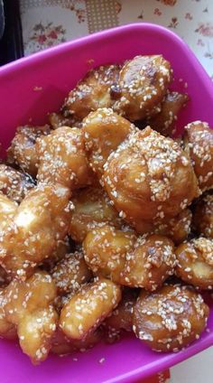 Meat Recipes, Cookie Recipes, Oriental Food, Tasty, Yummy Food, Recipes From Heaven, Cravings, Bacon, Food And Drink