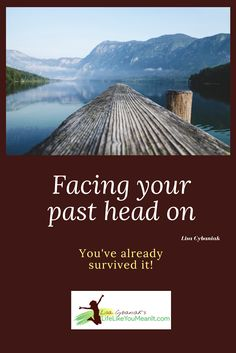 Read this blog on overcoming your past by facing it head on! Get your FREE 3 step guide: Learn to Love yourself at www.lifelikeyoumeanit.com