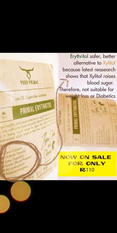 DON'T MISS THIS OPPORTUNITY.  Stock is almost up. Last of the special @zghnatural  #zghnatural #pureprimal #pure #primal #erythritol #sweetner #health #sugarreplacement #diabeticfriendly