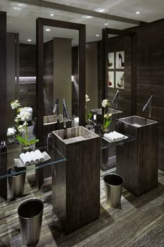 Luxury Bathroom Master Baths Rustic is agreed important for your home. Whether you pick the Luxury Bathroom Master Baths Walk In Shower or Luxury Master Bathroom Ideas Decor, you will make the best Master Bathroom Ideas Decor Luxury for your own life. Dream Bathrooms, Beautiful Bathrooms, Master Bathrooms, Tiled Bathrooms, Public Bathrooms, Luxury Bathrooms, Bathroom Mirrors, Bathroom Inspiration, Interior Inspiration