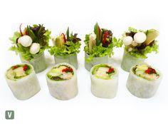 Vegetarian Sushi Rolls, Sushi Platter, Salad Wraps, Menu, Delivery, Dressing, Sushi Plate, Menu Board Design, Menu Cards
