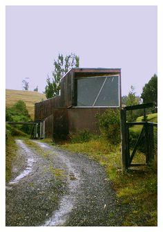 Casa de Cobre (Nercón) / Smiljan Radic