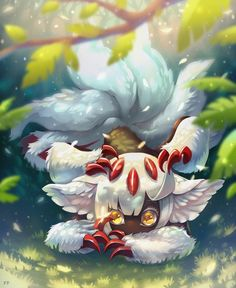 Tags: Fanart, Pixiv, Fanart From Pixiv, Pixiv Id Made in Abyss, Faputa Mythical Creatures Art, Cute Creatures, Fantasy Creatures, Fantasy Character Design, Character Art, Anime Devil, Anime Monsters, Furry Girls, Furry Drawing