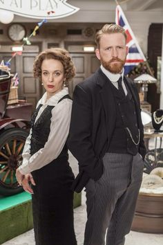 Miss Mardle and Mr. Grove