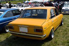 Datsun Sunny 1200 GL (B110)
