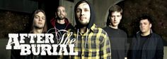 After The Burial is a insane technical Djent/Metalcore band, give it a try! #Aftertheburial #djent #metalcore #music #band
