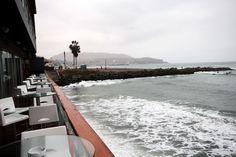 Almorzando en Cala restaurant Peru Soy Tendencia en peru Beach, Water, Outdoor, Calla Lilies, Trends, Gripe Water, Outdoors, Seaside, Outdoor Games