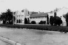 Old Tracy High School