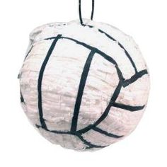 Volleyball Piñata?!? Yes, please ;)