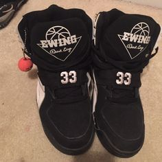 Ewing 33 Ewing (Patrick Ewing) 33, used but still in very good condition Ewing  Shoes Athletic Shoes