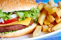 What are the dangers of eating fast food? High blood pressure, slow metabolism and high cholesterol. Learn more. http://www.refreshorganicbeauty.com/blogs/1/8052371-dangers-of-eating-fast-food-what-are-the-risks.