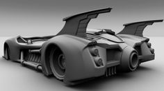 Batmobile Redesign by Dan Mckim dmckim Batman And Superman, Batman Art, Audi Sports Car, Batman Tv Show, Batman Batmobile, Digital Art Gallery, Derby Cars, Batman Wallpaper, Famous Cartoons