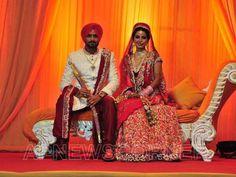 Wedding photos: Harbhajan Singh and Geeta Basra tie the knot in Jalandhar  http://apnewscorner.com/wedding-photos-harbhajan-singh-and-geeta-basra-tie-the-knot-in-jalandhar/