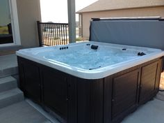 Congratulations to the Brockman family on their new Arctic Spa. Welcome to the Arctic Spa family and here's to sharing more quality time together with your loved ones.