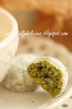 Green Tea Snow Balls Incredible Benefits of having green tea