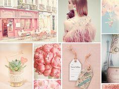 Parisian Pinks - A Soft Pink Wedding in Paris