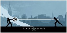 CAPTAIN AMERICA: The WINTER SOLDIER   An ARTIST: Matt FERGUSON