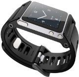TikTok Multi-Touch Watch Band - iPod nano 6g - Black Reviews - TikTok Multi-Touch Watch Band - iPod nano 6g - Black    Transforms the iPod Nano into the worlds coolest multi-touch watchWell designed, engineered and manufactured from premium materials