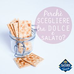 Scotti Snack! #crackers #break #bread #lunch #rice #riso #scotti