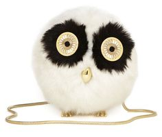 Kate Spade Fall 2015: Forest Creatures (Including a Gnome) and Chocolate