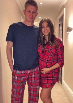 Kevin Debruyne en vriendin Michèle, in verwachting van een eerste kindje, een zoon!