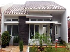 house design and architecture consultant. Minimalist House Design, Minimalist Home, Modern House Design, Home Room Design, Decor Interior Design, Vertikal Garden, Facade House, House Layouts, Simple House