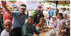 Bersoahoy: Este domingo, venga al festival de las colonias
