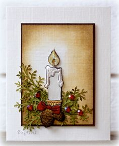 Made By Birgit Edblom  From Alota Rubber Stamps!