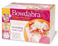 Bowdabra® Bow Making