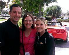 Hanging with the Chevy Crew in Orlando Tmomchevy travelingmom chevy corvette #disney