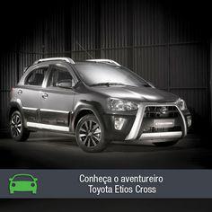 O novo Toyota Etios Cross chega ás concessionárias já no próximo dia 18. Acesse a matéria e saiba todas as novidades do modelo: https://www.consorciodeautomoveis.com.br/noticias/toyota-etios-cross-o-hatch-aventureiro-da-marca?idcampanha=206&utm_source=Pinterest&utm_medium=Perfil&utm_campaign=redessociais